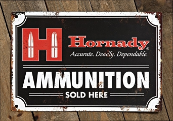 Szyld Hornady sold here 99118